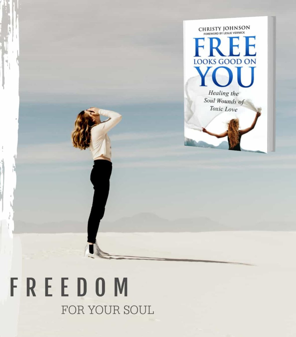 In Free Looks Good on You: Healing the Soul Wounds of Toxic Love I share my story as well as the stories of many other women.  Read the full article: Pain Management ▸   #love #affair #divorce #relationships