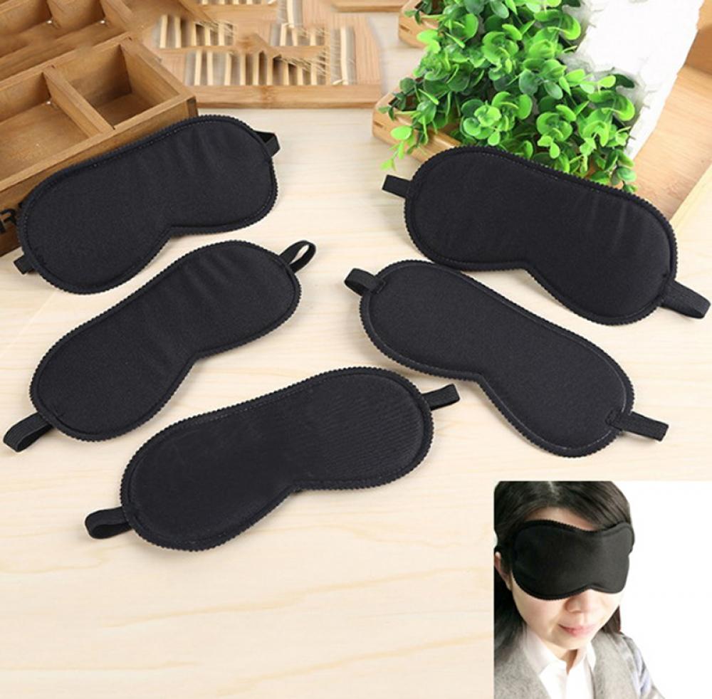 #haircolor #love Black Eye Masks Fast Sleeping Eye Mask Eyeshade Cover Shade Patch Women Men Soft Portable Blindfold Travel