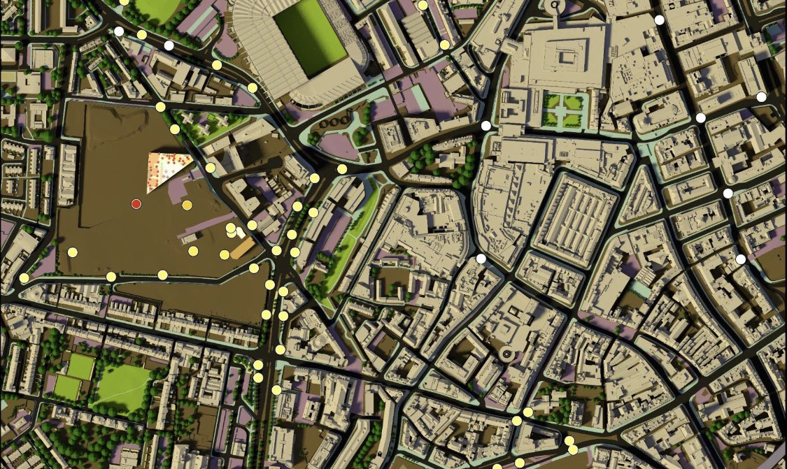 The importance of traffic free cities. A film exploring air quality in #Newcastle by mapping and visualising data. An @EPSRC research project undertaken by @UniofNewcastle @urbanobserv for Newcastle City Futures to help understand and manage future cities https://t.co/EHWwXGnXZk https://t.co/9e6rzWq4C4