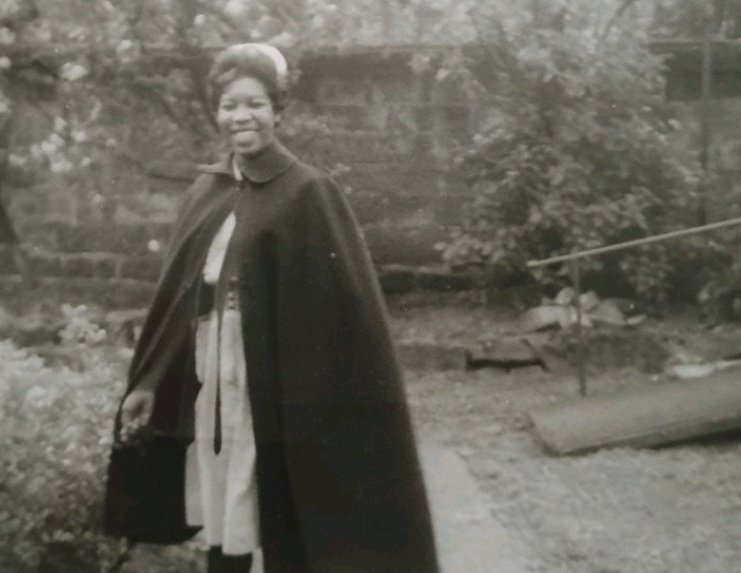 """Some patients thought the black of our skin would rub off on them. They asked if we wore clothes in #Jamaica. Said how happy we must be to be living in houses since coming here."" Yvonne English, proud to be Jamaican, a nurse in 60s #Leeds and one of our founders #NHS72 pic.twitter.com/WZSjCNTgx3"