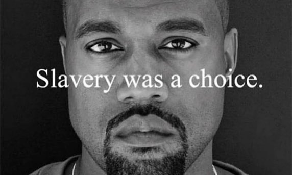 Never forget this Asshole. Kanye West is 2020 Jill Stein. As a reminder, Kim Kardashian continues to appropriate black culture while assisting with the release of ONE black person from prison as a prop. GTFOH! https://t.co/g4D7OKzleh