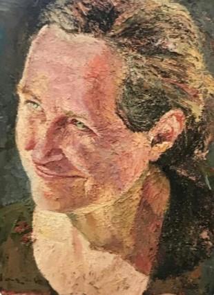 #EduardoSalazar #Retrato al #oleo sobre #lienzo, de 2018, de.. Informacion: https://t.co/5Bv6Clwtcn #zocoup #hechoamano #artesanal #ArtistOnTwitter #ArteYArt #galeriadearte #galeriavirtual #original #arte #obradearte #regalounico #homedeco #decoracion #regalosoriginales #handmade https://t.co/EOSp7O16Yh
