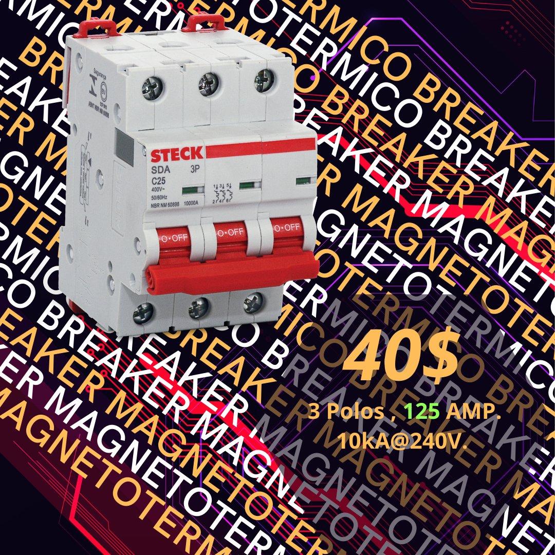 #contactores #mesdelpadre #venezuela #electricistas #tecnicos #asesorias #electricidadindustrial #seguridad #hogar #suministros https://t.co/NOFQ4iOsFG