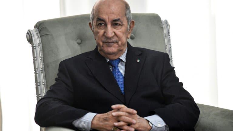 Algérie: le président déclare attendre des excuses de la France pour son passé colonial https://t.co/eWlvkTHx6b https://t.co/CcRNPrdb1Y