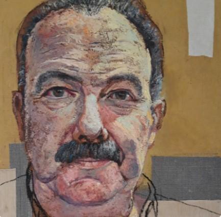 #EduardoSalazar #Retrato de David, realizado en 2020 con #ol.. Informacion: https://t.co/wXCrodVPCi #zocoup #hechoamano #artesanal #ArtistOnTwitter #ArteYArt #galeriadearte #galeriavirtual #original #arte #obradearte #regalounico #homedeco #decoracion #regalosoriginales #handmade https://t.co/LufDcBgmvh
