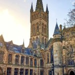 Image for the Tweet beginning: The University of #Glasgow... or