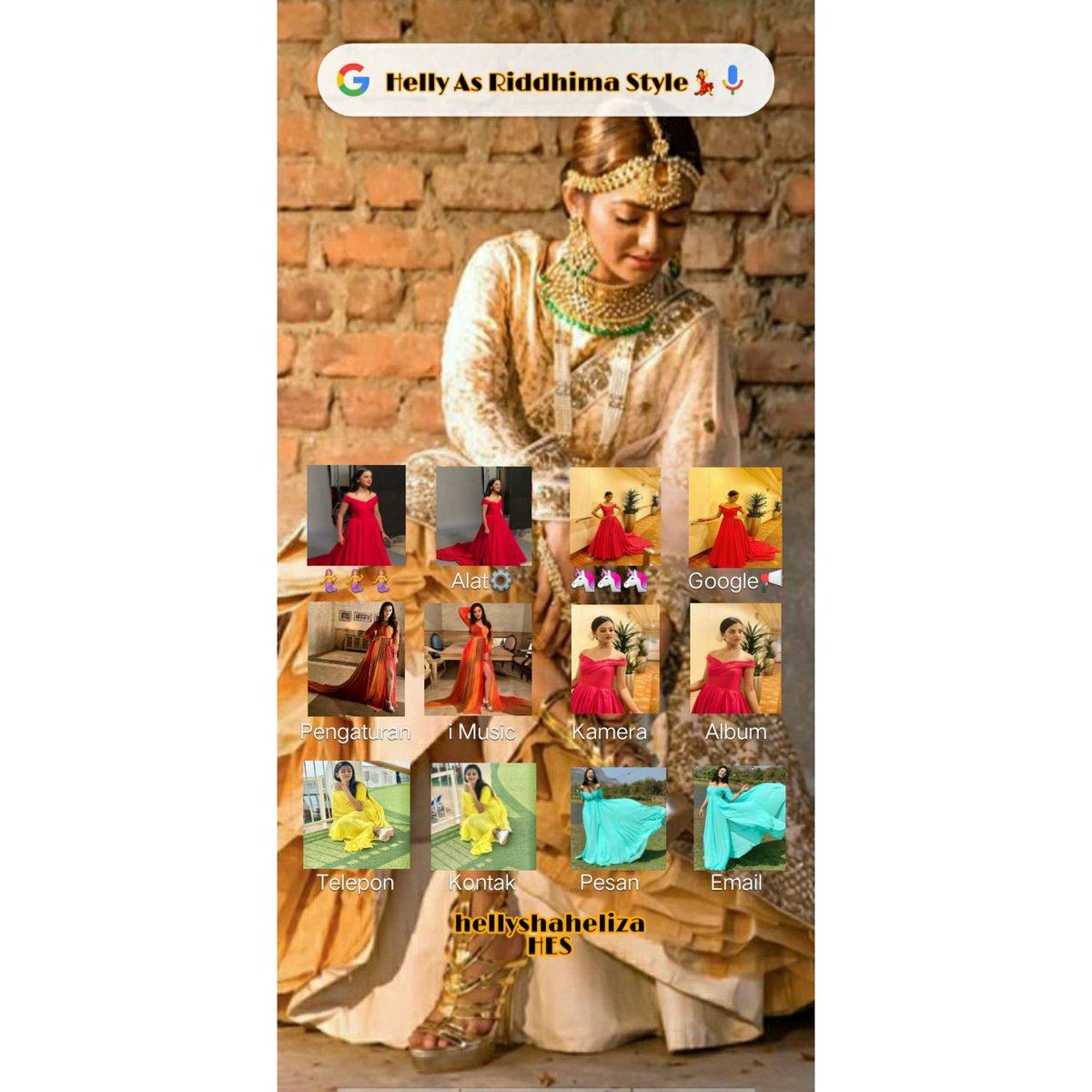 Helly As Riddhima Style💃 @OfficialHelly7  #HellyShah #ishqmeinmarjawan2 #IMMJ2 #immj #colorstv #hellyasriddhima #riddhima https://t.co/FU4ieyQr6x