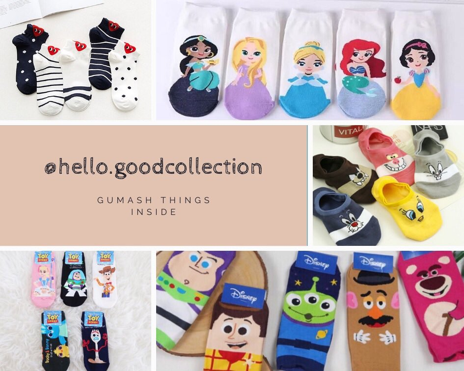 New nomal buatku adalah menjalin usaha kaos kaki berkarakter seperti disney, marvel, adventure time dll made in korea kak. Alhamdulillah banyak yg beli promo sana-sini. Ada di ig [at] hello.goodcollection. Kak Adel beli juga dong hehe #PilihCeritamupic.twitter.com/wZ5t09gafc