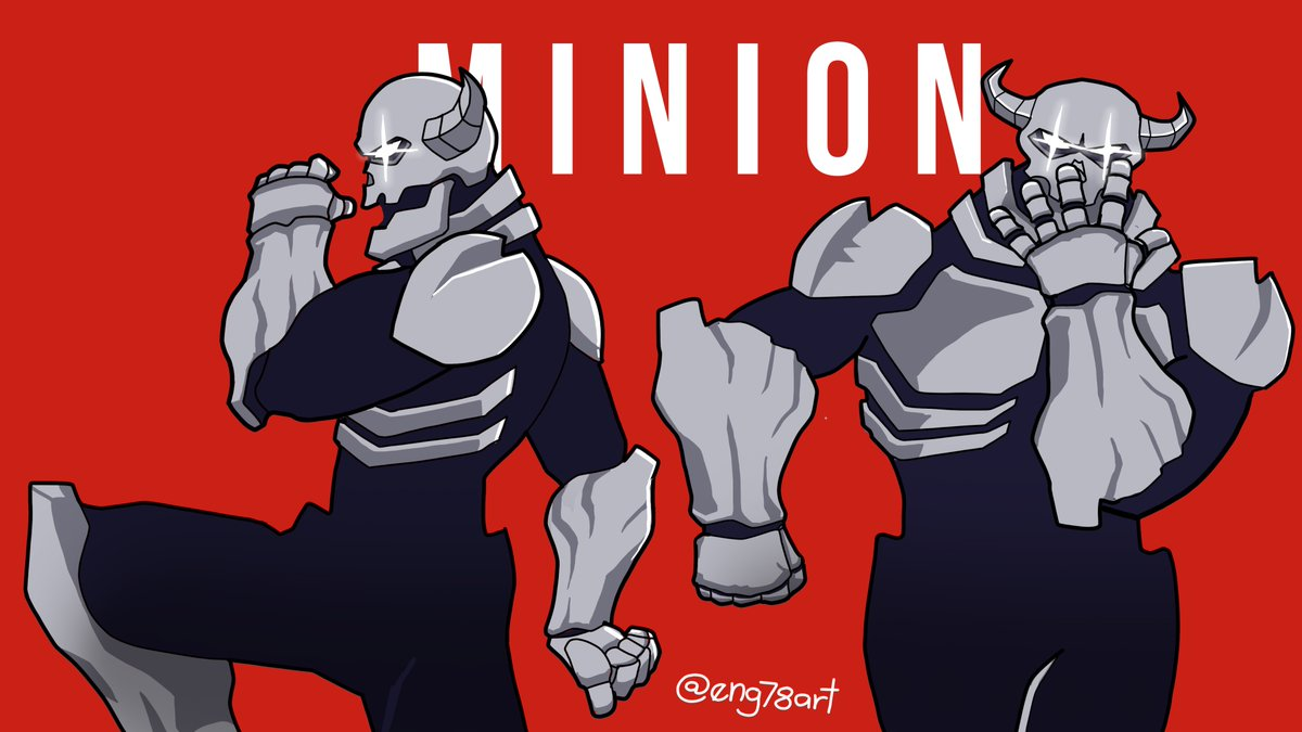 Skeleton minions from Helltaker. The unsung hero, the best wingman, congratulating the player on every victory. 👏 #helltaker #helltakerfanart https://t.co/eUBd2Fpm3a