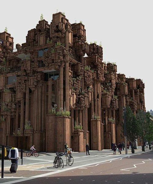 Plans for Glasgow School of Art designboom.com/architecture/b…