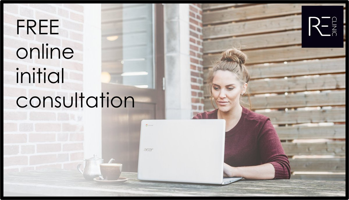 Our initial consultations are FREE online. Still thorough & complete and full of the best advice for a treatment plan that suits you. https://www.reclinic.co.uk/contact  #facialaesthestics #skincare #skinrejuventation #antiageing #beautytreatments #drmartina #reclinic #bicester #oxfordshirepic.twitter.com/iixXDeaDfO