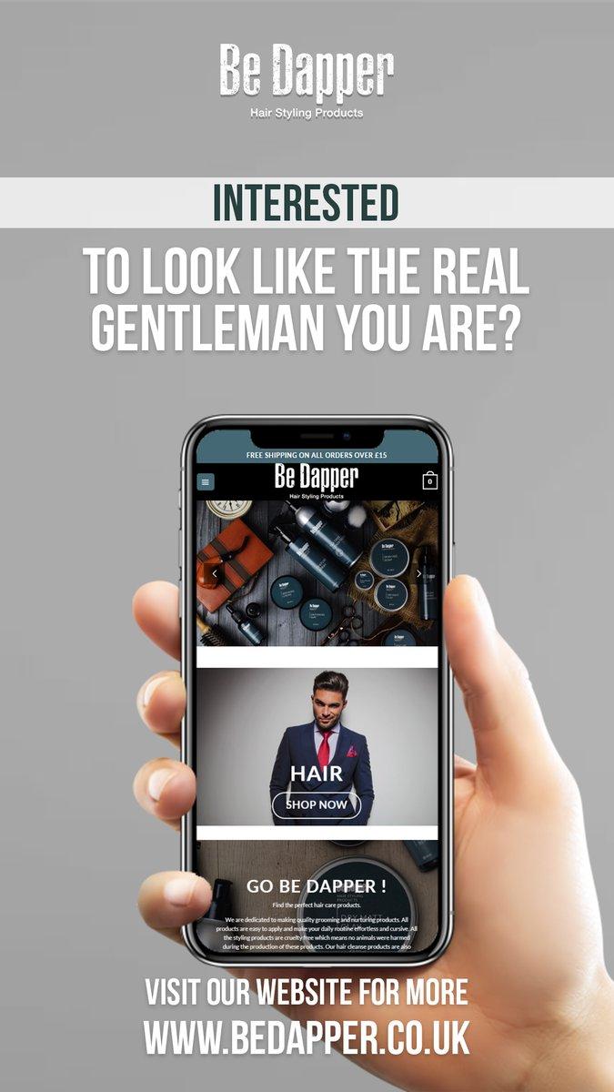 Hello Gentlemen ! #menwithstyle #stylishmenUK #beardedmen #barbers #England link in the bio. #BeDapperpic.twitter.com/bdexKsQsap
