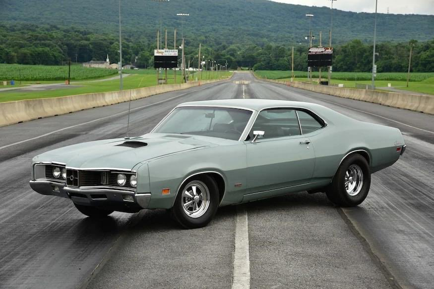 Very cool and rarely seen 70 429 SCJ Mercury Cyclone! <br>http://pic.twitter.com/pJwG2WcHH1