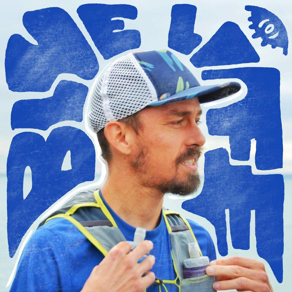 Blue life  Coureur marin. #trail #ultratrail #lettering pic.twitter.com/WPhAIAr08M