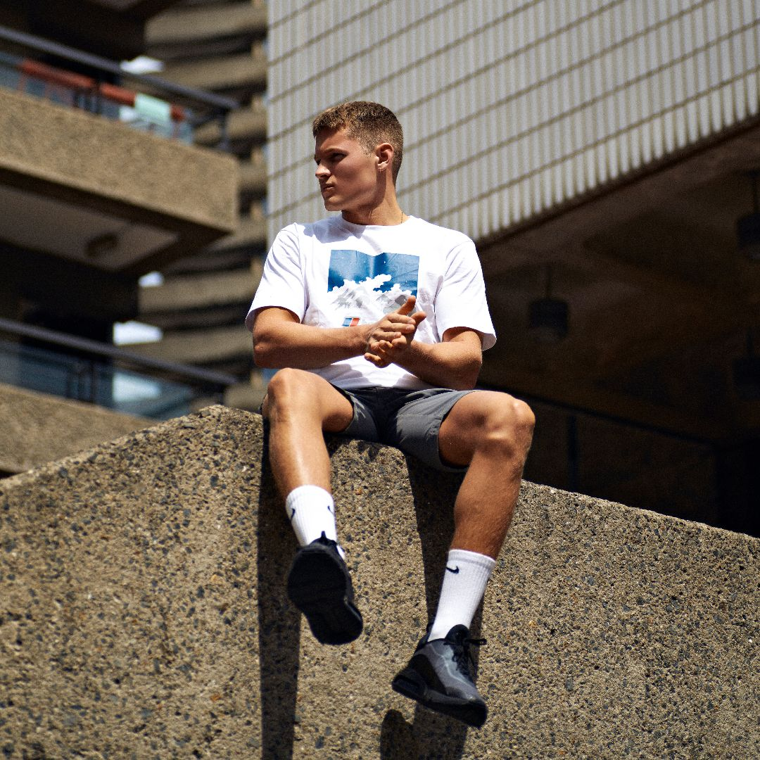 We out here sittin' pretty! 💪  The Berghaus Mountain Tee is a must buy this summer 📲 https://t.co/43yuP6kko1 https://t.co/uxlgn2H0Qd