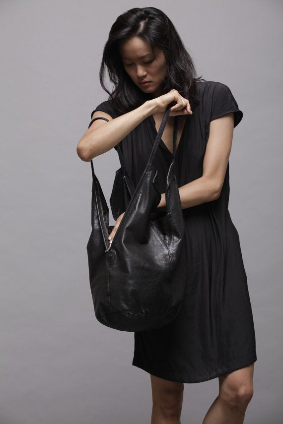 Black Leather Tote Bag, Soft Leather Bag, Shoulder https://etsy.me/2Yglyye  # #womenbags #blackbag #leatherbag #leathertotebag #handmadebagpic.twitter.com/9vyfsSUhI8