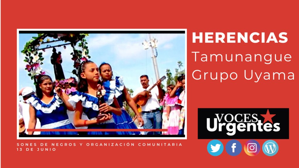 """""""...Qué queres con San Antonio que lo estás buscando tanto...""""  #Herencias #Tamunangue del Grupo Uyama https://youtu.be/xDav25FjjSo  Experiencia comunitaria de difusión, multiplicación y preservación de la fiesta popular  Aquí veras todos los sones de negro: https://ift.tt/2BdYeHHpic.twitter.com/LCYsuUImsp"""