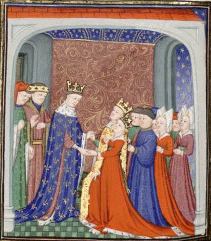 Joan of the #Tower, the youngest daughter of King Edward II of England and his wife, Isabella of France, was born on the 5th of June 1321.  She was known as Joan of the Tower because she was born in the Tower of London. pic.twitter.com/fvGppoKxJy