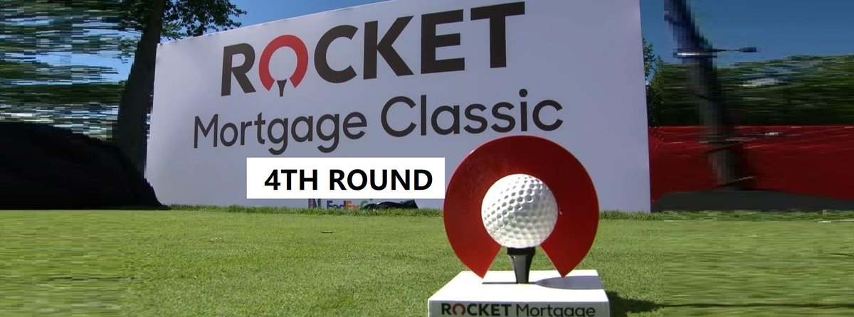 4th Round of 2020 #PGATOUR# RocketMortgageClassic   Matthew Wolf $110 is the Favorite to Win the Tournament,  Bryson DeChambeau 2nd at $ 225   Full Matchups Here - https://t.co/yzLMia7urE   #PGA #ESPN #CBS #games #gamedev #eSports #Touchdown https://t.co/1GKzBqpMZr