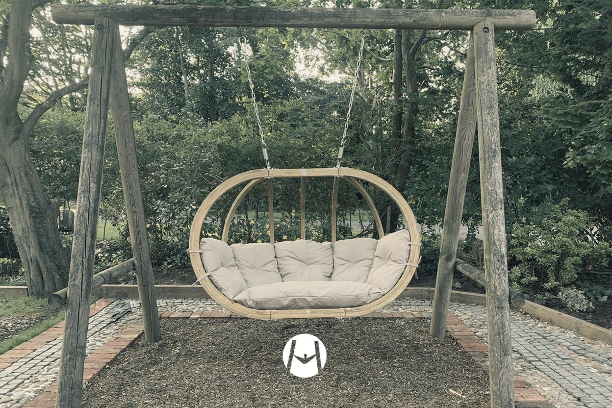 Is your old swing set haunting the garden? Revamping the vanilla to rejuvenate and appreciate with one of our hanging chairs.  https://t.co/aW9zDgYv3C  #simplyhammocks #hammocks #comfy #hammock #relaxing #hangingchair #gardenhammock #garden #nature #meditation #peace #happiness https://t.co/qpVcdyyahV