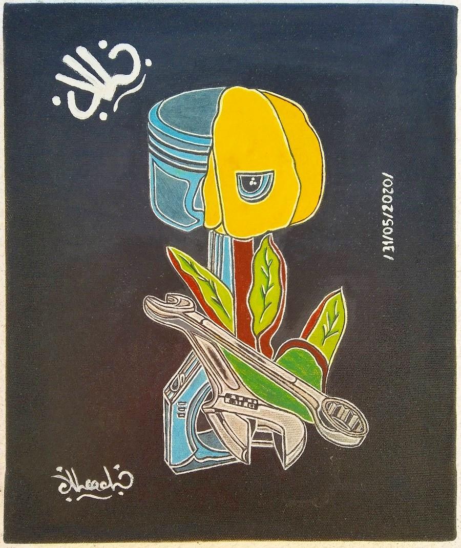 #TulipanoMeccanico #arte #mostra #Esposizione #Quadri #Pittura #arteitaliana  #artecontemporanea #anticaa  #visualartists #artelovers #contemporaryartist #Artista #Spazigalleria #artevarie #artemoderna #artegalleris #artemia #collectingart #artexhibition #pitturiamo #vintage #al https://t.co/8FQF8YxcKP