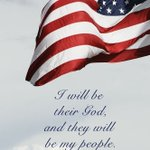"Image for the Tweet beginning: ""I will be their God,"