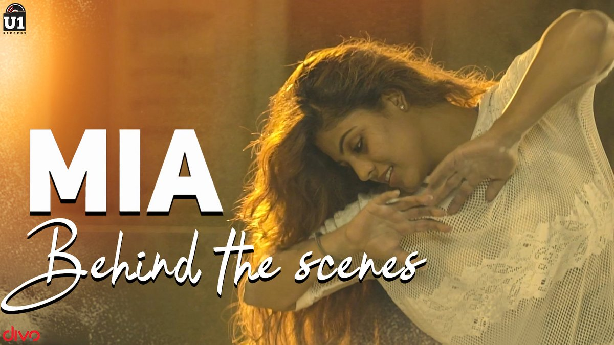 Celebrating 1 year of @IamIneya's #MIA Music Video, Here are few Behind The Scenes from the Making of MIA😍  ▶️ https://t.co/r4xHOj8TQ1  #OneYearOfMia @thisisysr @irfanmalik83 @U1Records https://t.co/P3aWzk1bMp