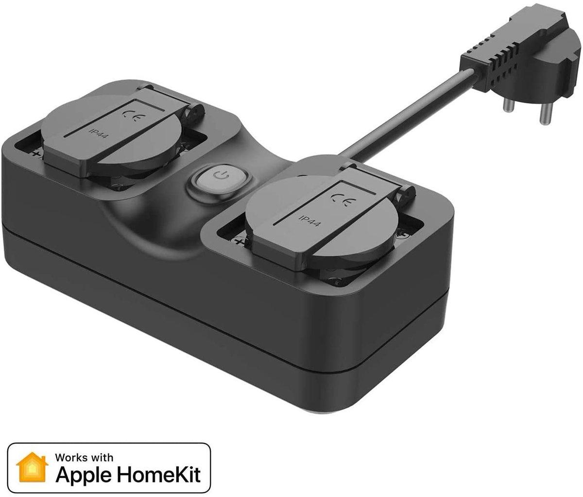 """Meross ist durch viele kleinere Smarthome Geräte bekannt, natürlich auch für ihre smarten Steckdosen. Meist denkt man aber """"nur"""" an Alexa und Google Home fähige Geräte. Dem ist aber bei weitem nicht so.  #Außensteckdose #HomeKit #Meross #News https://www.smarthomeassistent.de/homekit-aussensteckdose-von-meross-ab-sofort-fuer-3999e-verfuegbar/…pic.twitter.com/uw86yCWoft"""