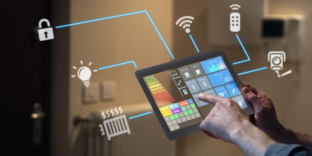Smart home technology is transforming the way we experience our homes.  Wired has unpicked the latest smart-home products from IKEA, from table lamps with wifi speakers to motorised blinds - the options are limitless!   Read more here: https://bit.ly/30YgPlV  #SmartHome #Tech pic.twitter.com/KEKYoWhZkq