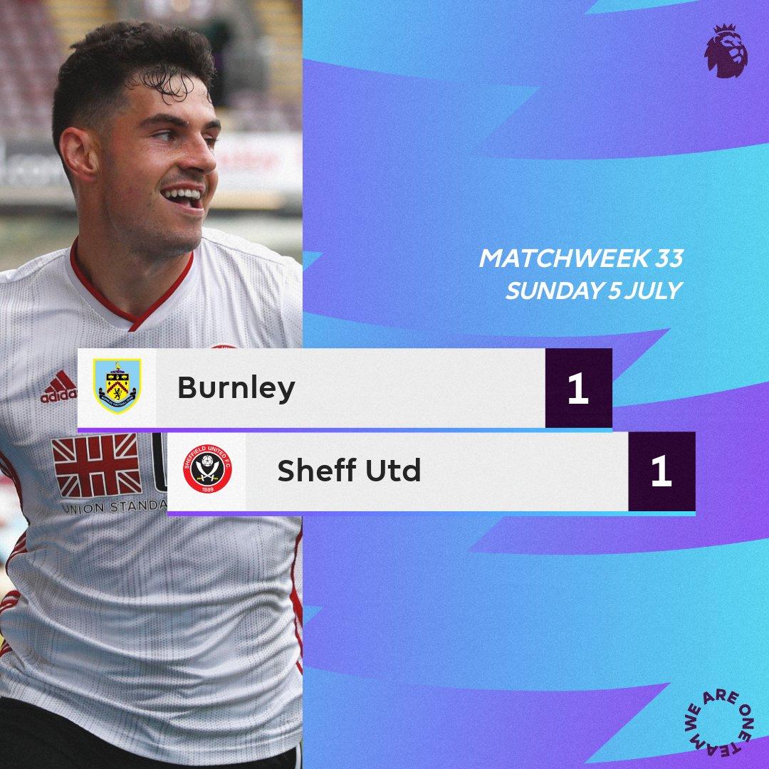 Burnley-Sheffield United