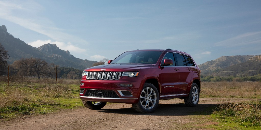 With all-weather capability and all-season reliability, the @Jeep® #GrandCherokee is a sophisticated SUV with the grit to get up and go. https://t.co/IuiIhcyKNd