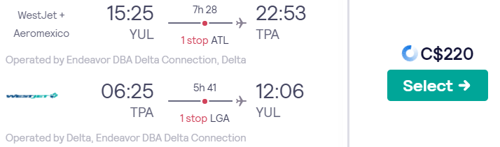 Montreal, Canada to Tampa, Florida for only $220 CAD roundtrip (Aug-Mar dates) https://www.flyhoop.com #travel #Flight #deals  https://www.flyhoop.com/deal/Montreal_Canada_to_Tampa_Florida_for_only_220_CAD_roundtrip_Aug-Mar_dates/15480…pic.twitter.com/Awk5gwjS6D