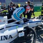 Finally. It's time to race.  Enjoy everyone 👍  #AustrianGP 🇦🇹 | #WeAreWilliams 💙