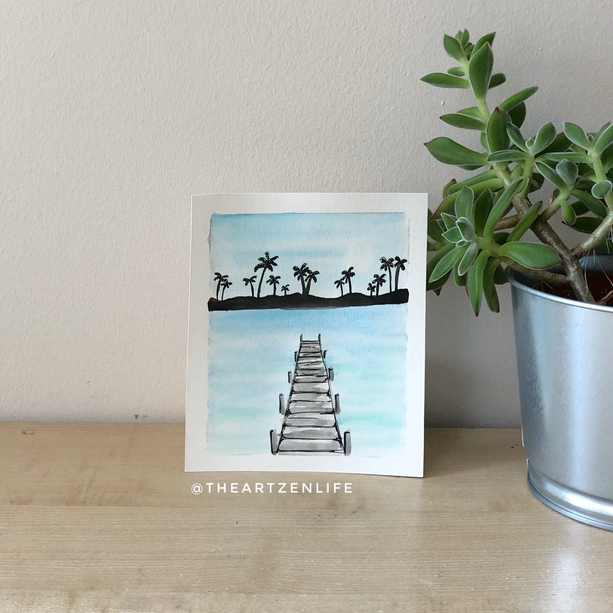 With summer here, thought I'd do a dockside painting! Full vid is in #linkinbio #dailyart #watercolor #painting #art #watercolorart #artwork #artist #landscapeart #artinspiration #paintingchallenge #creative #paintdaily #arttherapy #artistsupport #artshare #smallartaccountpic.twitter.com/Sv3bw4c7Di
