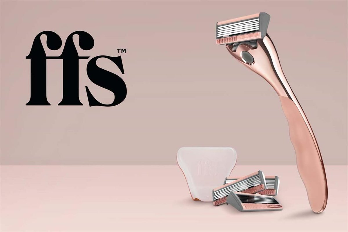 The direct-to-consumer women's shaving brand previously called Friction Free Shaving has officially relaunched under the name FFS Beauty https://t.co/SYiKhgNXFQ https://t.co/7LU4CVitFr
