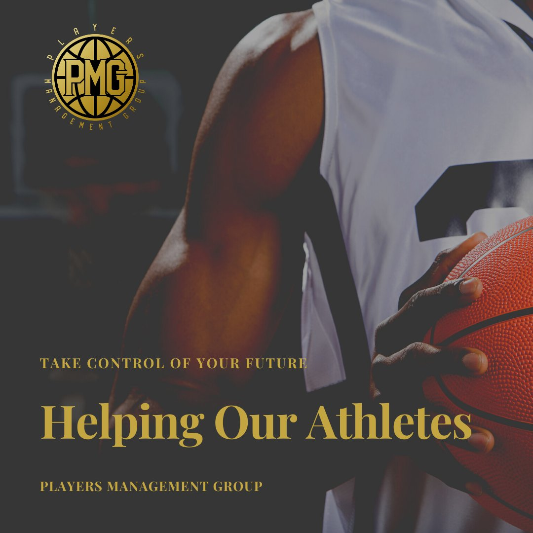 At PMG, we love helping our athletes take control of their financial future! [For more information go to http://playersmgmtgroup.com]  . . . . . . . #PMG #sportsbusiness #sports #sportlife #business #takecontrol #athletes #future #finance #taxes #service #helpingotherspic.twitter.com/ba5BpL6uOo