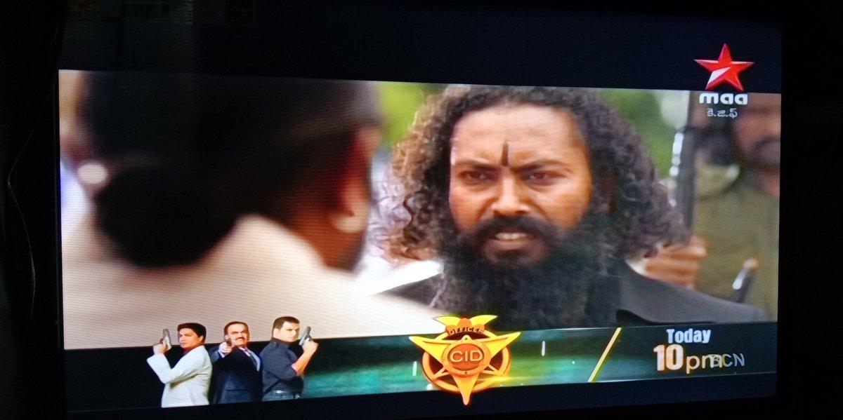 Massive @GarudaRaam Entry 🔥🔥  #KGFonStarMaa #KGFChapter2  #KGFChapter1 #KGF https://t.co/XpTdss0XJ6