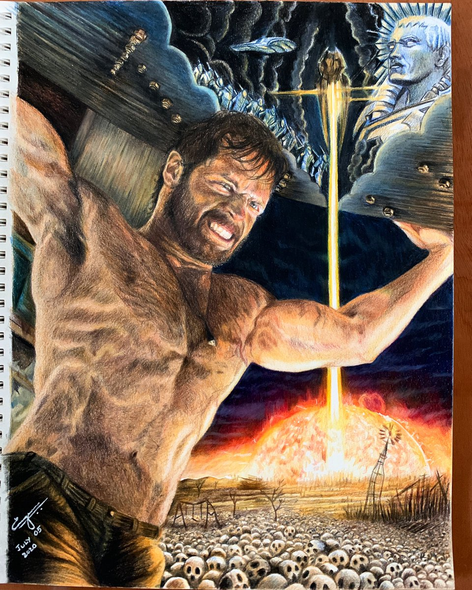 Man of Steel #ManofSteel7years #ManofSteel #ZackSnyder #ReleaseTheSnyderCut #Art<br>http://pic.twitter.com/7QsQuh2hMC