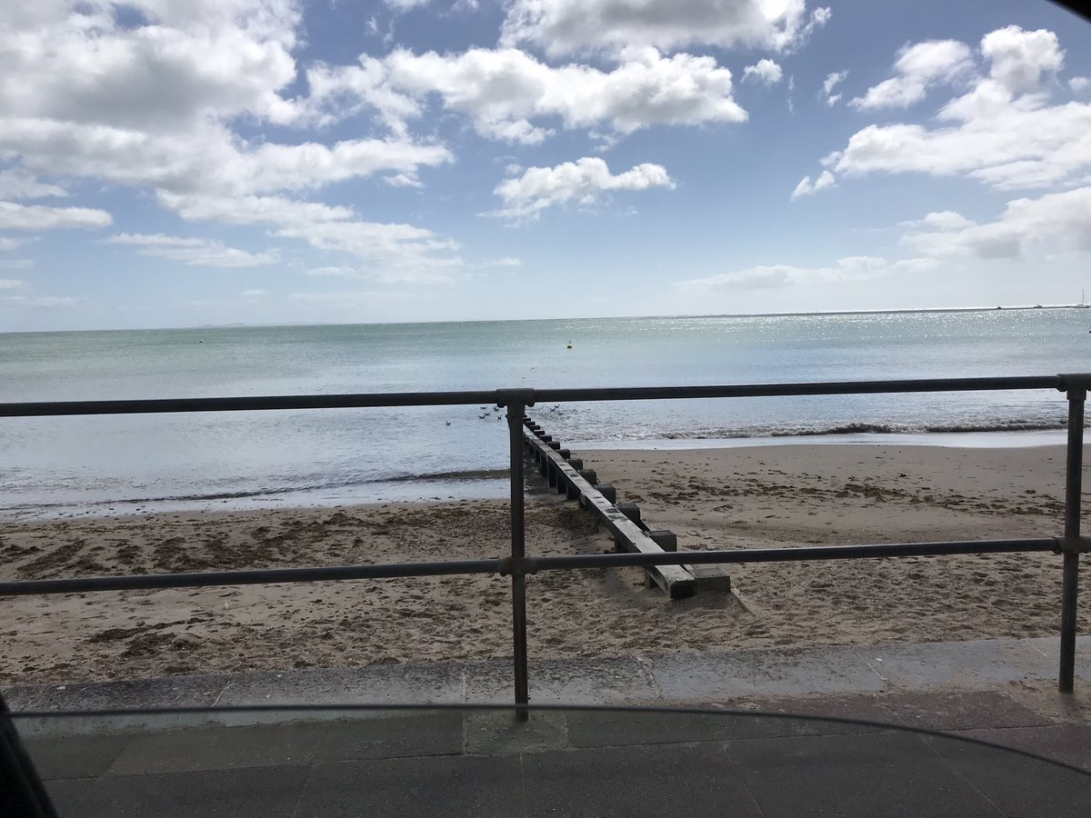 Really good to get back to church this morning.. and to see the sea... and lovely friends... #happy pic.twitter.com/cArXOW5dGc