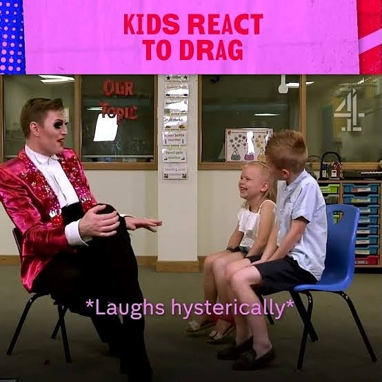 Queer in Class Channel 4  International cabaret star Reuben Kaye goes back to school to meet his toughest audience yet - a group of schoolkids!    #derechoalavida #righttolife #righttolive #humanrights #life #vida #programaderechoalavida #righttolifeprogram