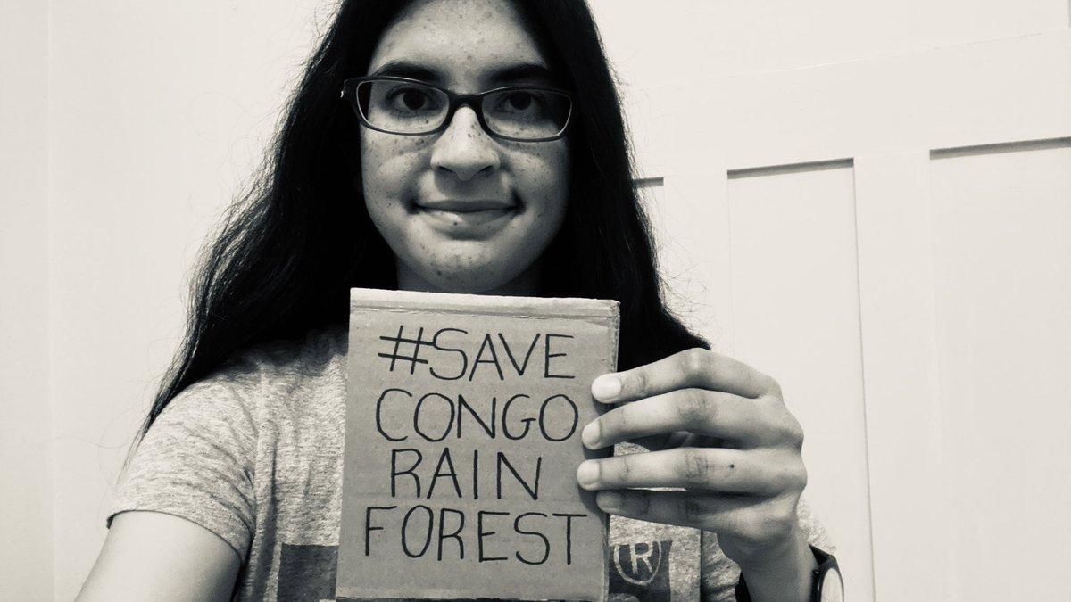 208: #SaveCongoRainforest