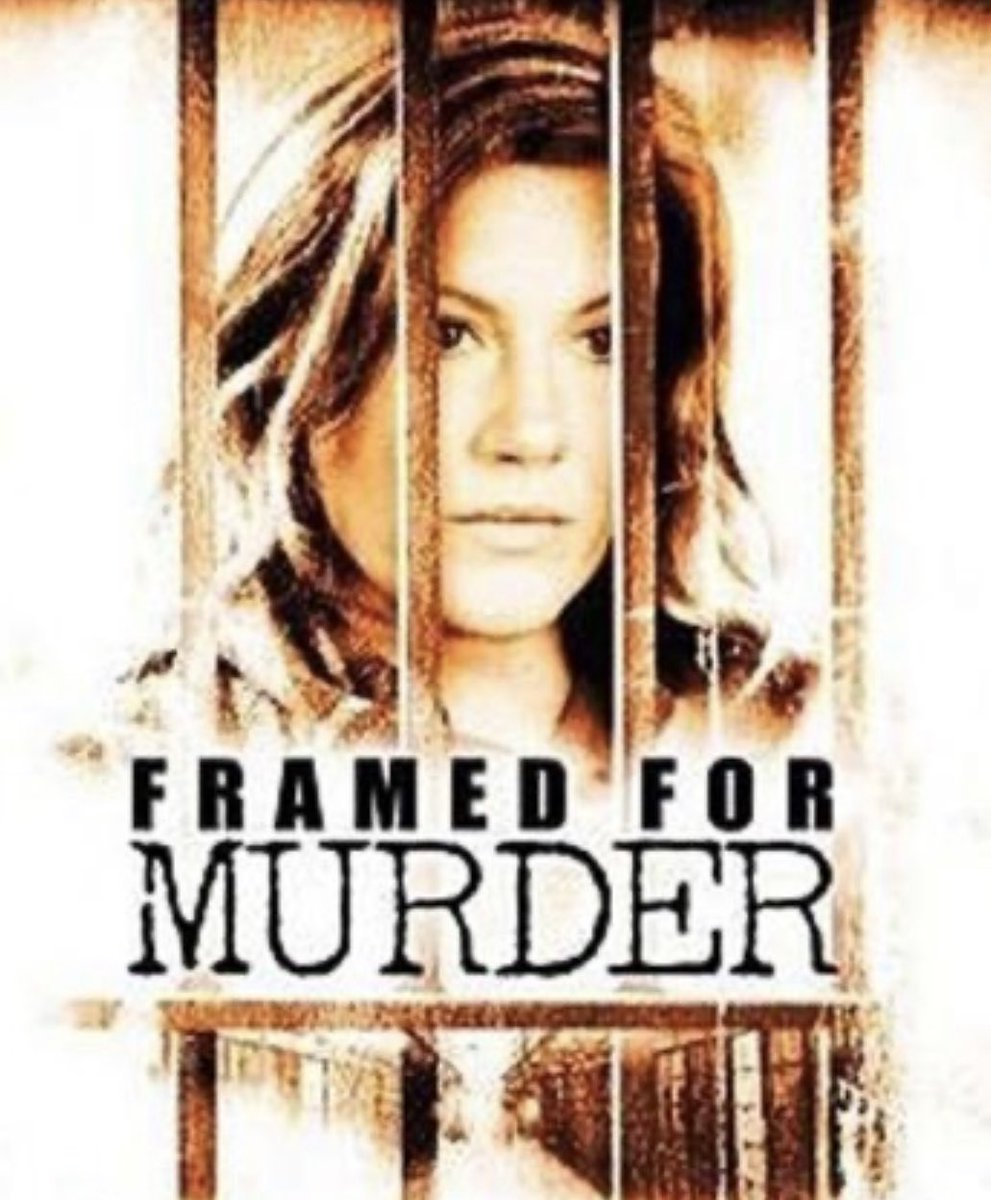 Join @Molls and her new pal Nyaling Marenah as they cover the thriller Framed for Murder, starring Elisa Donovan and Susan Walters! https://t.co/TrMAMt7IhB https://t.co/h7gxj810ND