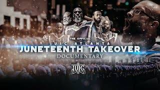 https://t.co/mNbqCjOoox  The Official IUIC Atlanta Juneteenth Takeover Documentary!!!   Watch-Like-Comment-Share!!! https://t.co/oteK7Ehr2l