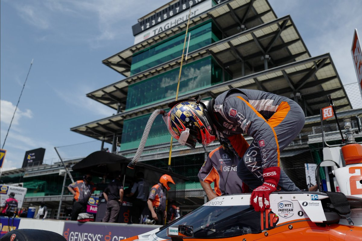 .@NBC earned a 0.77 fast national rating and 1.145 million viewers for yesterday's NTT IndyCar Series #GMRGrandPrix @IMS (including streaming).  ➖ NBC then earned a 1.1 rating and 1.692 million viewers for yesterday's NASCAR Xfinity Series #Pennzoil150 (including streaming). https://t.co/OLPzexsSQn