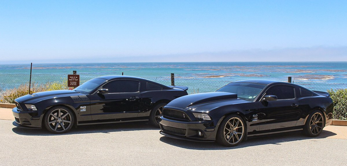 PCH cruise. Just one of the perks of the wild cost of living in California. #Mustang #PCH pic.twitter.com/GqtIQUEBXF