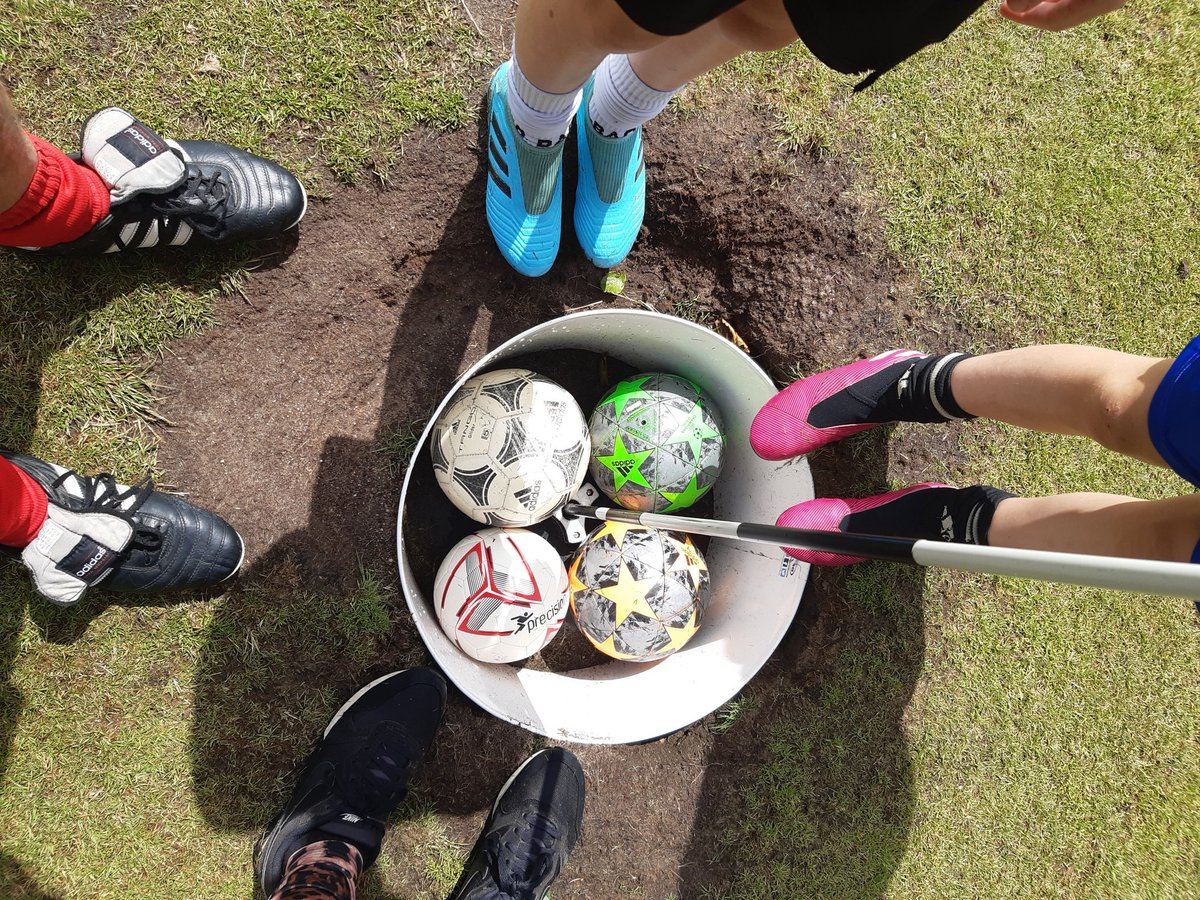 Felt great dusting off the Copa's for a game o Footgolf....now just to convince eh loons about their boot choices <br>http://pic.twitter.com/c1mxMwHgjD