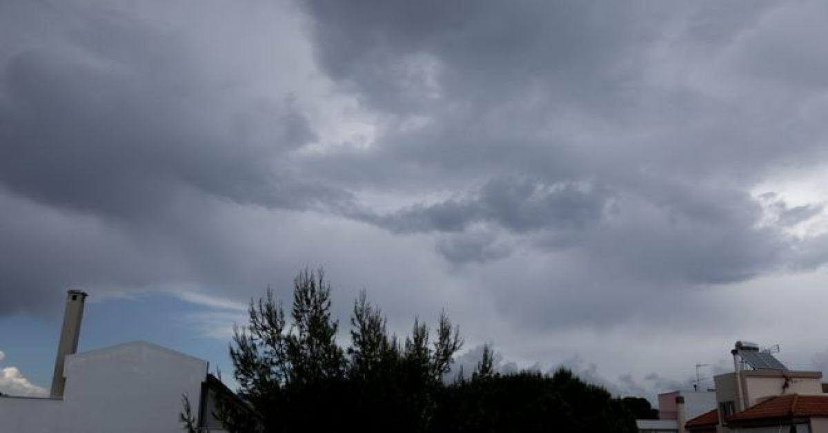 Τοπικά έντονη αστάθεια και την Δευτέρα: Επάνοδος θερμοκρασίας σε κανονικά επίπεδα. Η πρόγνωση του καιρού από τον διευθυντή της ΕΜΥ Θοδωρή Κολυδά. dlvr.it/Rb0vTJ #καιρός #weather
