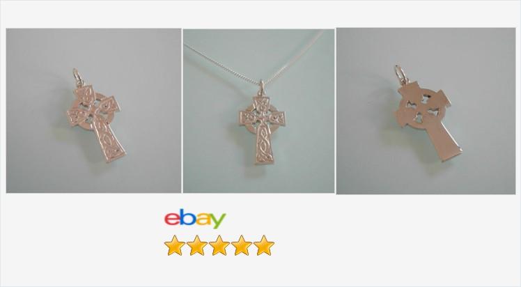 New 925 Sterling Silver Celtic Cross Pendant Necklace - Gift Boxed | eBay #sterlingsilver #celtic #cross #pendant #necklace #jewellery #finejewelry #gifts #giftideas #giftsforher #giftsforhim #religious #jewelry #onlineshopping #ebayuk #uksmallbiz https://www.ebay.co.uk/itm/153808746721…pic.twitter.com/mRPCYU3VTR