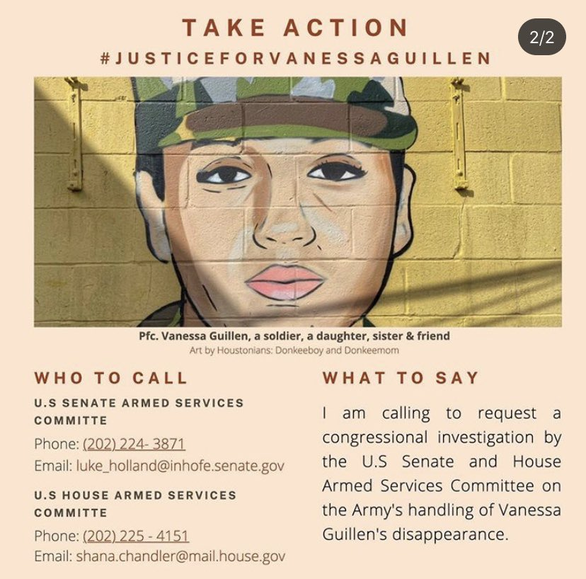 Other ways you can take action to demand #JusticeForVanessaGullien  And if you don't know much about this story, I implore you to do some quick reading on it: https://t.co/aOoqAv2ggF https://t.co/f1KfV9Ktyv