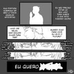 Image for the Tweet beginning: #Dudão #Paçoca #angst #comic #manga